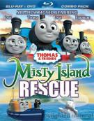 Thomas & Friends: Misty Island Rescue (Blu-ray + DVD Combo)