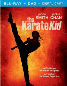 Karate Kid, The (Blu-ray + DVD + Digital Copy) (2010)