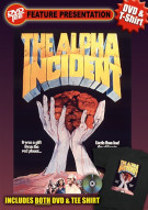 Alpha Incident DVDTee (XL)