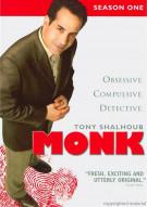 Monk: Season One (Repackaged)