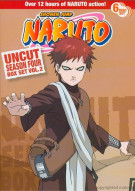 Naruto: Season 4 - Volume 2 (Uncut)