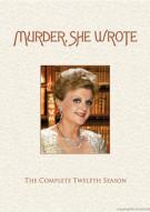 Murder, She Wrote: The Complete Twelfth Season