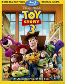 Toy Story 3 (Blu-ray + DVD + Digital Copy)