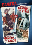 Gamera Vs. Gyaos / Gamera Vs. Viras (Double Feature)