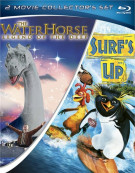 Surfs Up / The Water Horse: Legend Of The Deep (2-Pack)