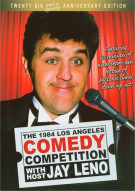 1984 Los Angeles Comedy Competition With Host Jay Leno, The