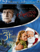 Christmas Carol, A / Miracle On 34th Street (Holiday Classics Collection)