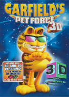 Garfields Pet  3D