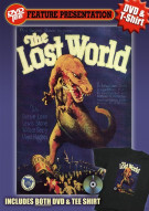 Lost World, The DVDTee (Large)