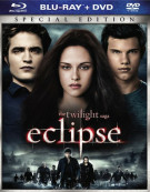 Twilight Saga, The: Eclipse - Special Edition (Blu-ray + DVD Combo)