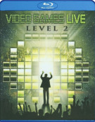 Video Games Live: Level 2 (Blu-ray + DVD Combo)