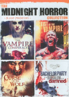 Midnight Horror Collection, The: Blood Predators