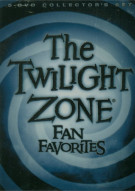 Twilight Zone, The: Fan Favorites - 5 DVD Collectors Set (Collectors Tin)