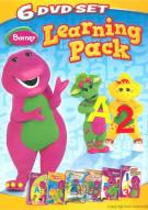 Barney: Learning Pack