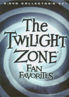 Twilight Zone, The: Fan Favorites - 5 DVD Collectors Set