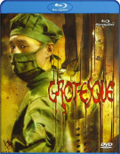 Grotesque (Blu-ray + DVD Combo)