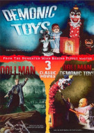 Demonic Toys / Dollman / Dollman vs. Demonic Toys (Triple Feature)