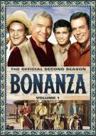 Bonanza: The Official Second Season - Volume One