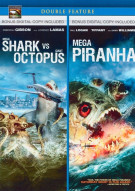 Mega Shark Vs. Giant Octopus / Mega Piranha (Double Feature)