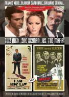 I Am The Law / Mafia (Double Feature)