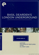 Basil Deardens London Underground: Eclipse From The Criterion Collection