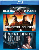 Universal Soldier / Lock Up (Double Feature)