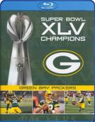 Super Bowl XLV Champions: Green Bay Packers