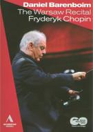Daniel Barenboim: The Warshaw Recital Fryderyk Chopin