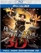 Resident Evil: Afterlife 3D (Blu-ray 3D)