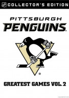 NHL Pittsburgh Penguins: Greatest Games - Vol. 2