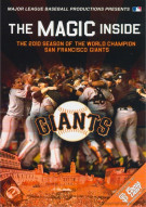 Magic Inside, The: The 2010 Season Of The World Champion San Francisco Giants