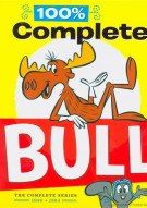 Rocky & Bullwinkle & Friends: 100% Complete Bull - The Complete Series