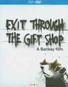 Exit Through The Gift Shop (Blu-ray + DVD Combo)