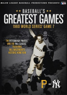 Baseballs Greatest Games: 1960 World Series Game 7