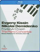 Piano Concertos, The