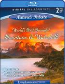 Worlds Most Beautiful Mountains & Waterfalls
