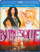 Burlesque (Blu-ray + DVD Combo)