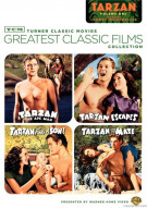 Greatest Classic Films: Tarzan Starring Johnny Weissmuller - Volume One