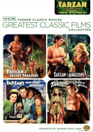 Greatest Classic Films: Tarzan Starring Johnny Weissmuller - Volume Two