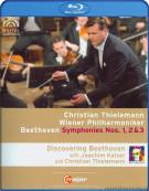 Beethoven: Symphonies Nos. 1, 2 & 3