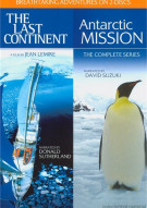 Last Continent, The / Antarctic Mission (Double Feature)
