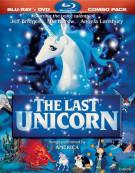 Last Unicorn, The (Blu-ray + DVD Combo)