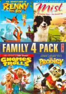 Family 4 Pack: Volume 1