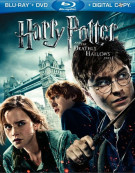 Harry Potter And The Deathly Hallows: Part 1 (Blu-ray + DVD + Digital Copy)