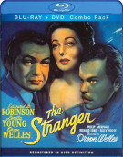 Stranger, The (Blu-ray + DVD Combo)
