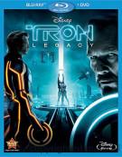 Tron: Legacy (Blu-ray + DVD Combo)