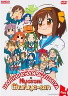 Melancholy Of Haruhi-chan Suzumiya, The & Nyoron! Churuya-san: Vol. 1