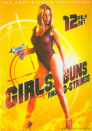 Girls, Guns And G-Strings: 12 Film Set