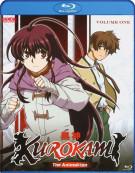 Kurokami: The Animation - Volume 1