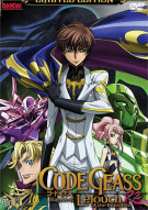 Code Geass Lelouch Of The Rebellion R2: Part 2 - Limited Edition